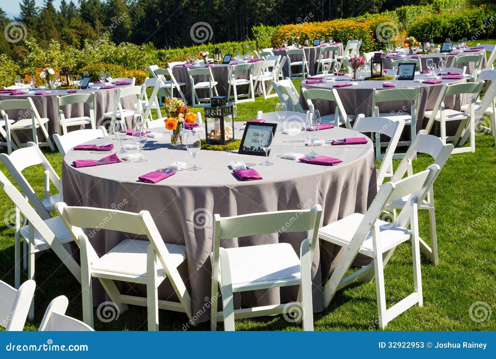 wedding reception table details stock image image 32922953. Black Bedroom Furniture Sets. Home Design Ideas