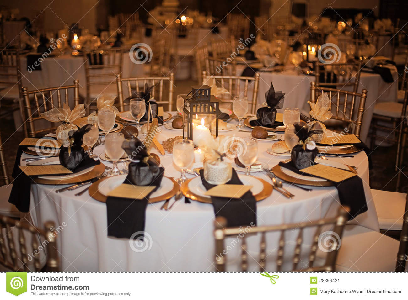 Evening only wedding reception venues