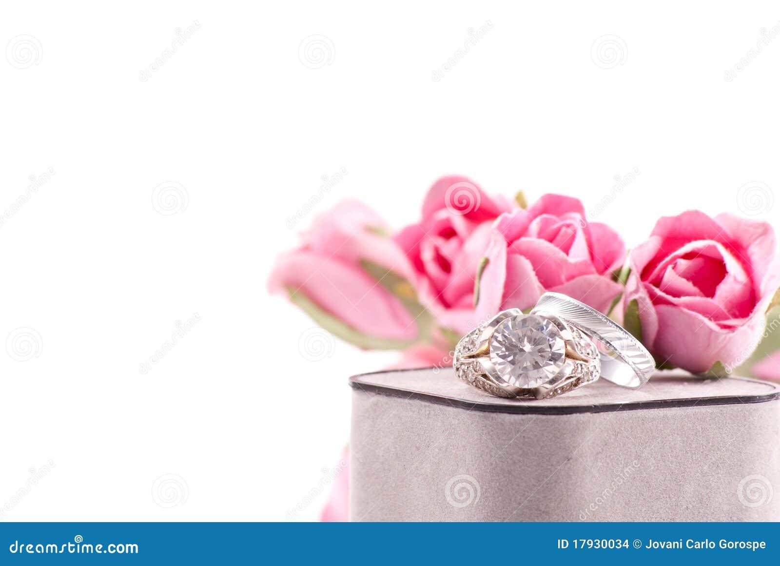 Wedding Ring And Band