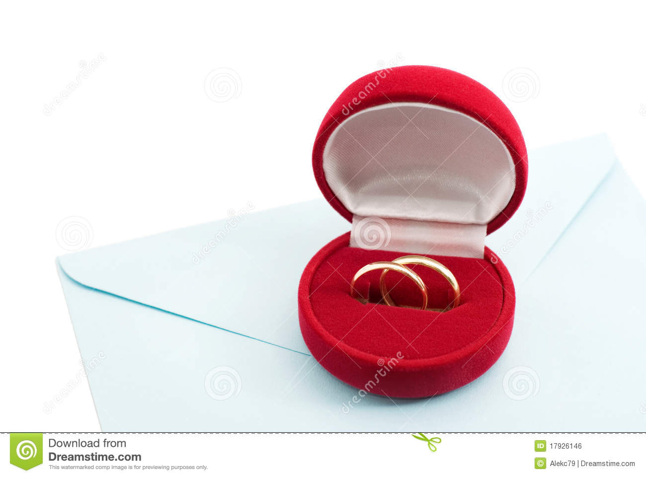 Wedding Ring Gift Box : wedding-ring-gift-box-mail-envelope-17926146.jpg