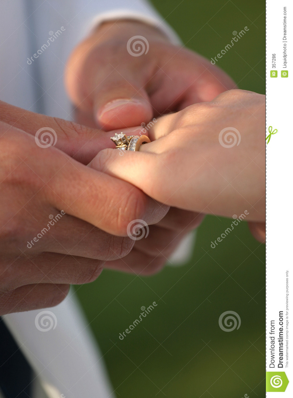 Wedding Ring For Her
