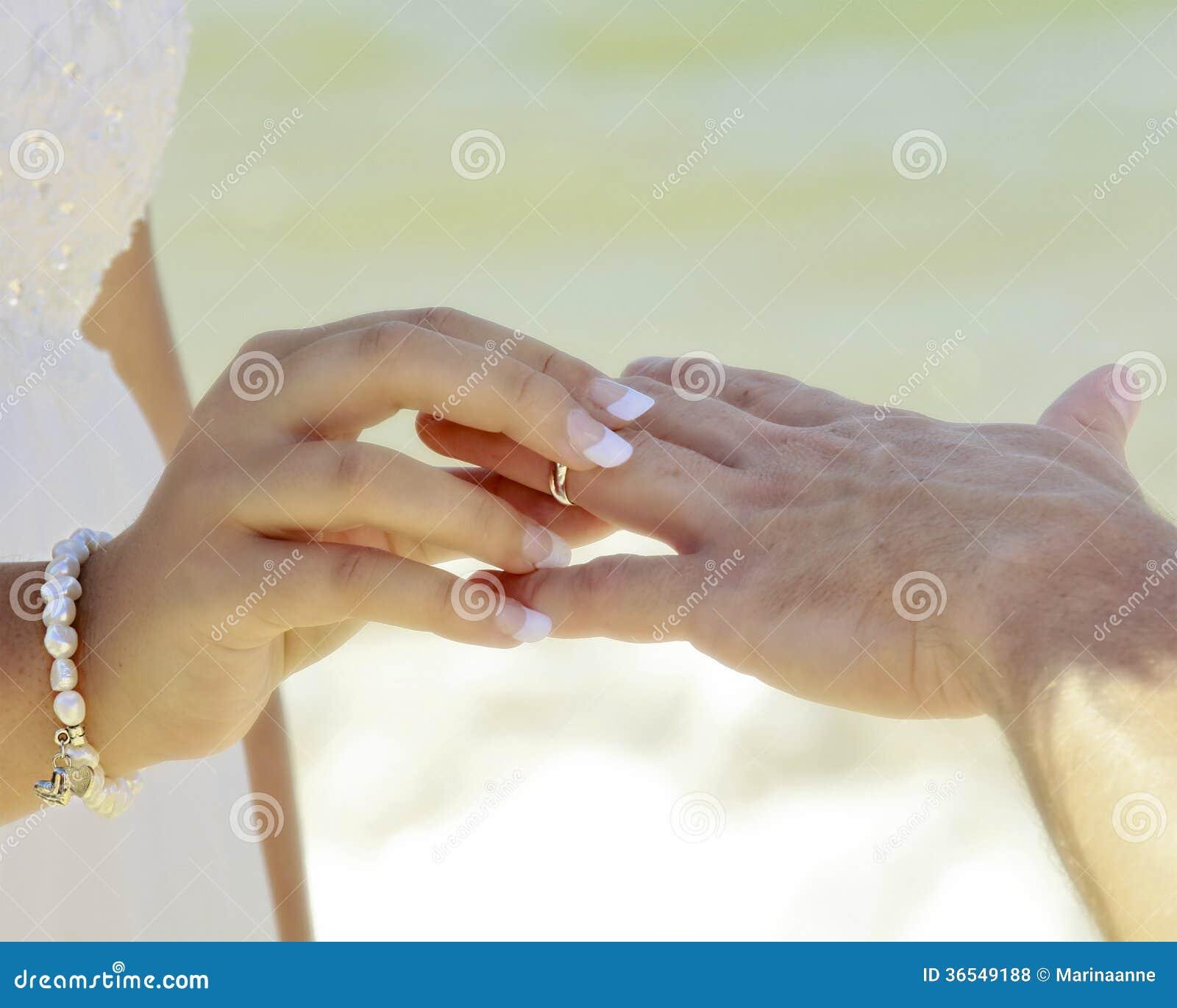 Wedding Ring Royalty Free Stock Photos Image 36549188