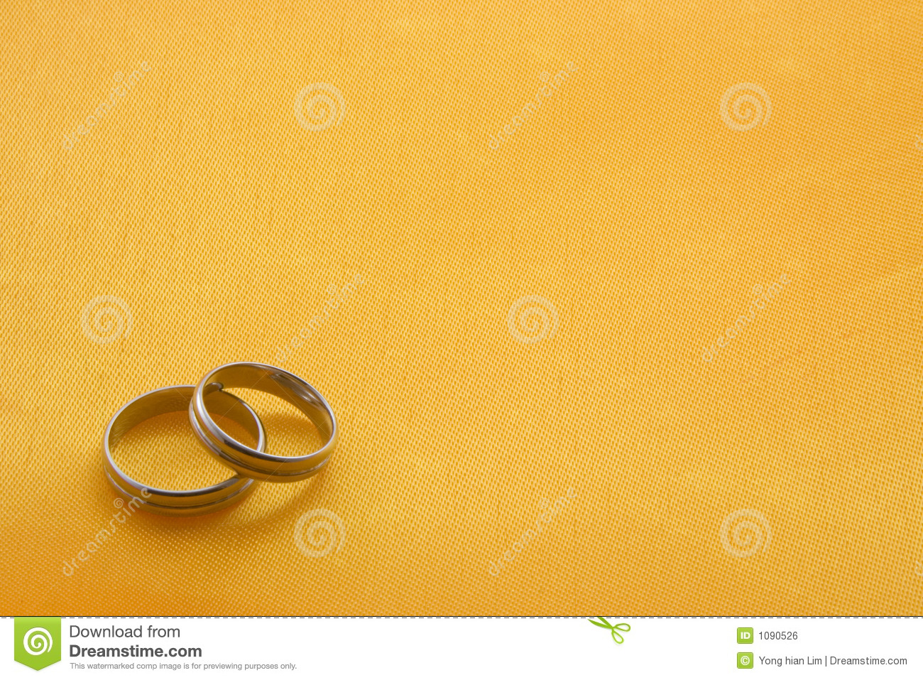 Wedding Rings Stock Photo Image Of Cloth Wallpaper Couple 1090526