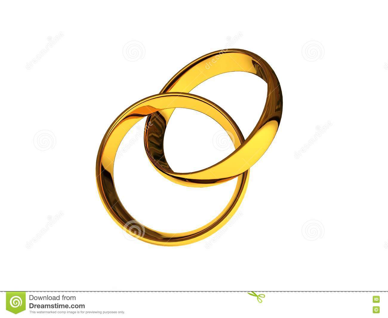 interlocking wedding rings hd photo - Interlocking Wedding Rings