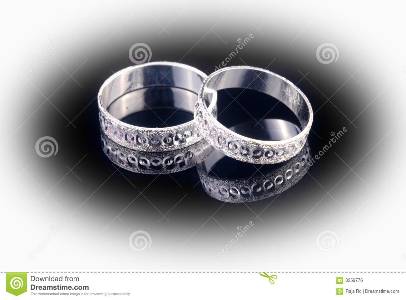Wedding Rings Royalty Free Stock Image Image 3259776