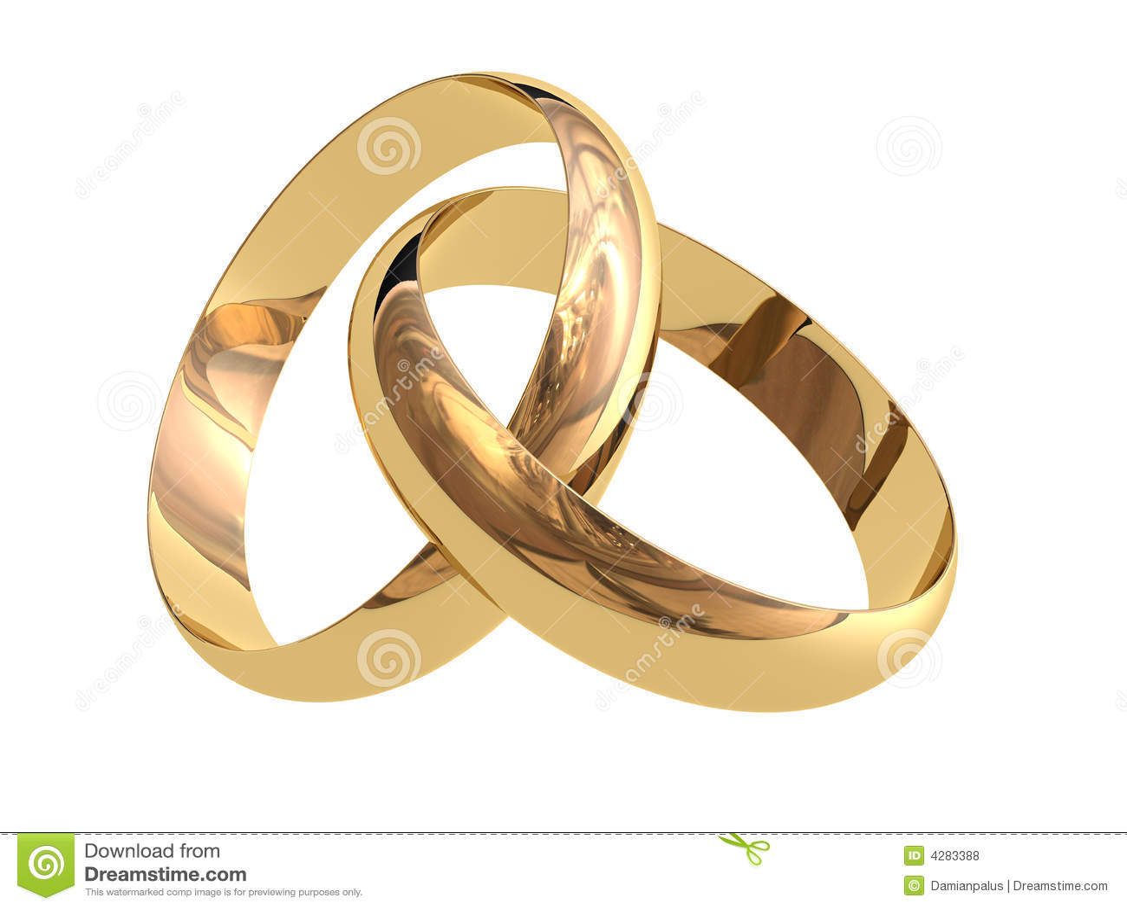 wedding rings royalty free stock photos image 4283388