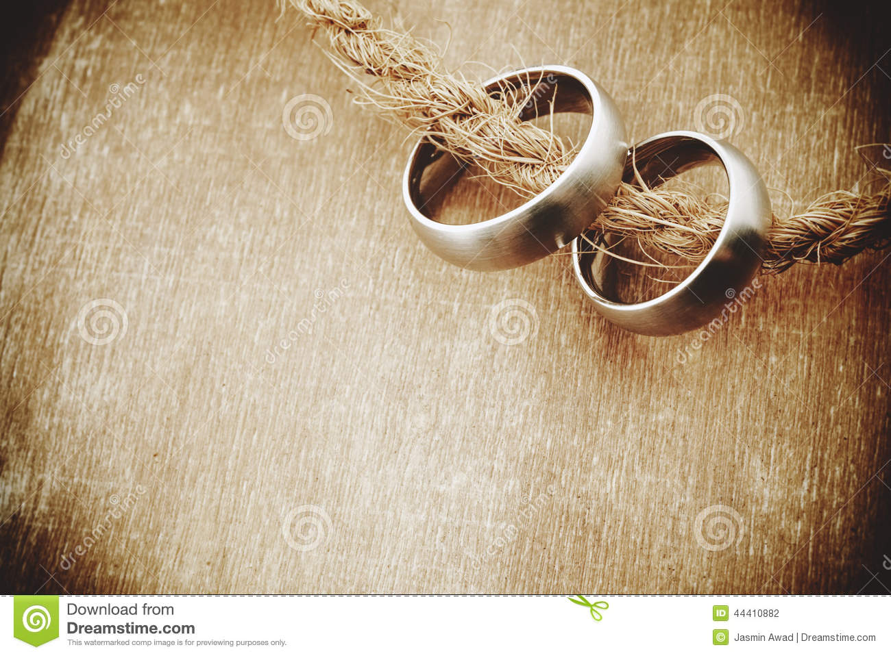 Wedding Rings With Old Wood Background: Cross Backround Wedding Bands At Websimilar.org