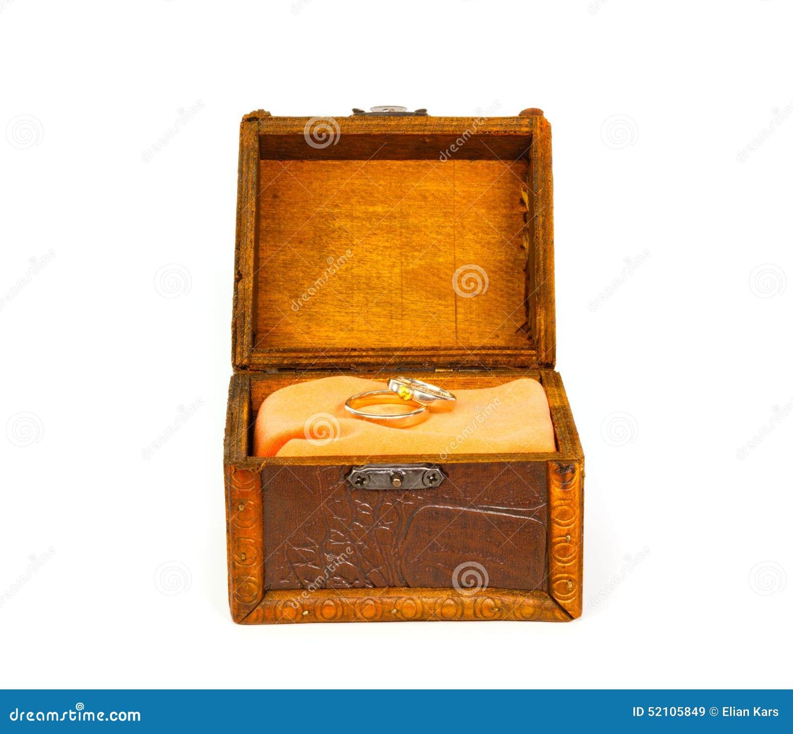 wedding ring treasure boxes