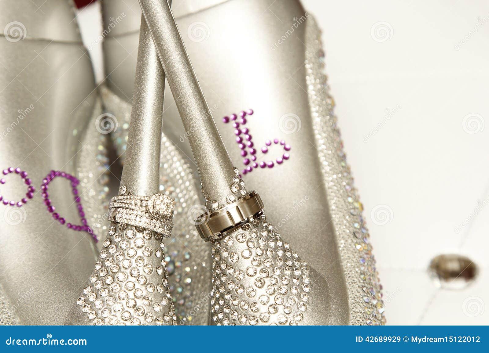 Wedding Rings With Wedding Shoes Stock Photo  Image 42689929. Palladium Wedding Rings. Sincerely Jules Wedding Rings. Mason Jar Rings. Light Engagement Rings. Beauty Wedding Rings. Antique Onyx Engagement Wedding Rings. Cursive Name Wedding Rings. Shoe Engagement Rings