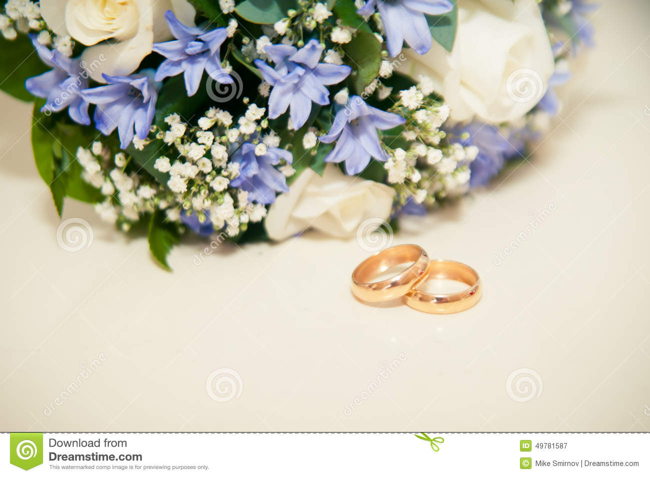 rings vimeo engagement of bouquet diamond on roses