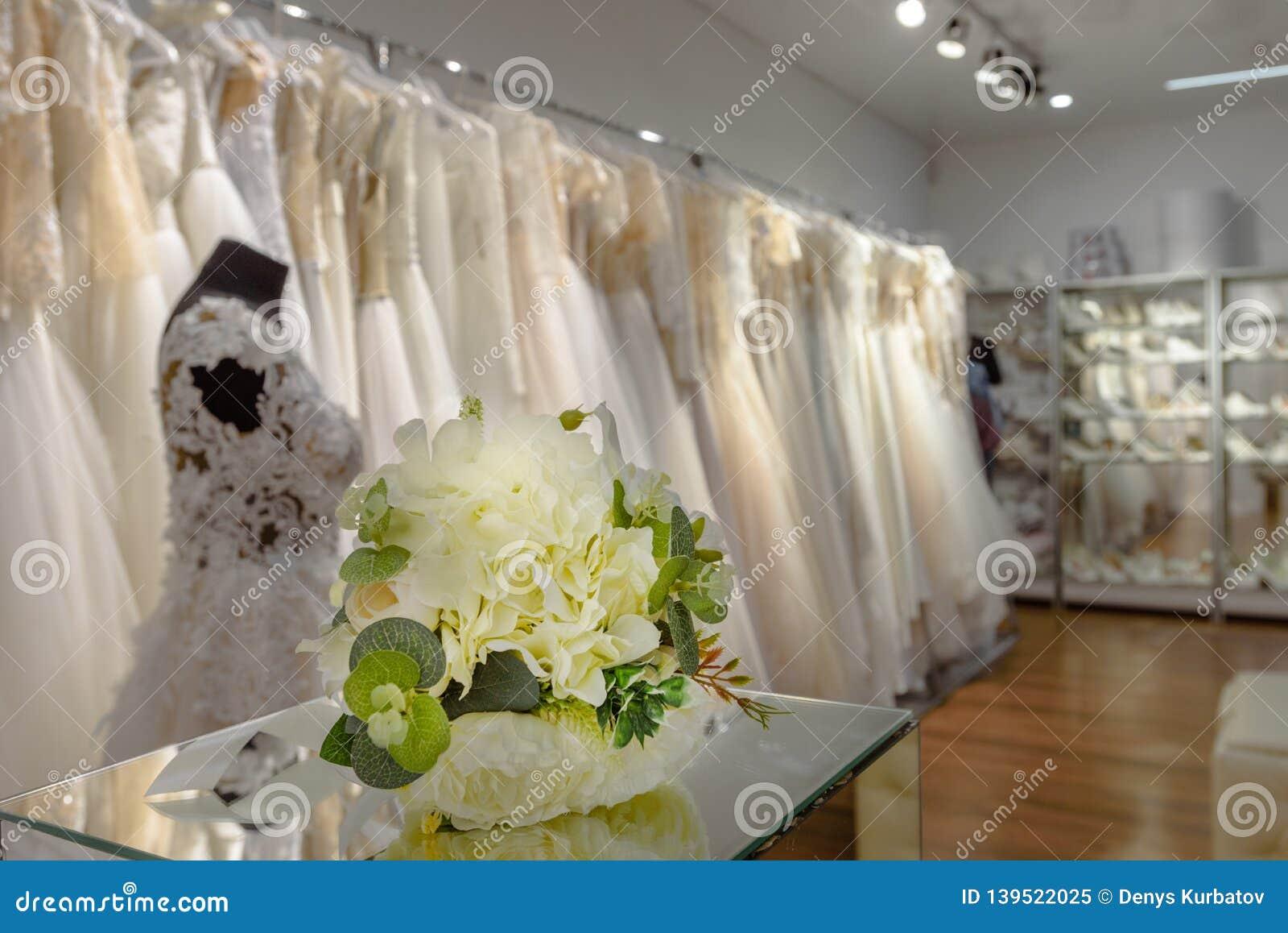 Wedding Salon Interior Stock Image Image Of Beauty 139522025