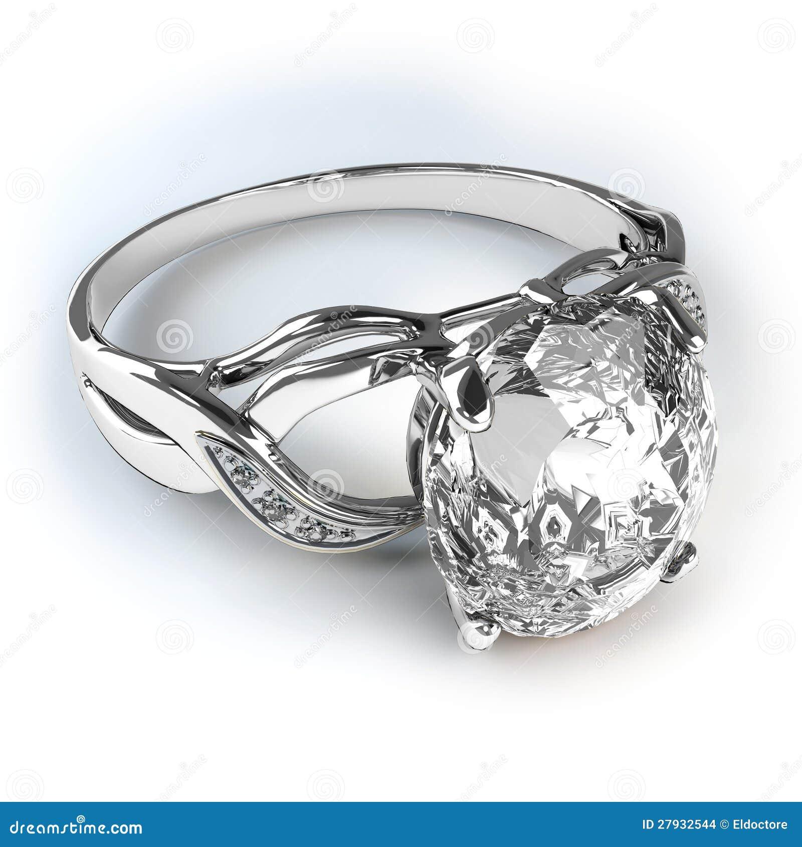 stock images wedding silver diamond ring image silver diamond wedding rings Wedding silver diamond ring