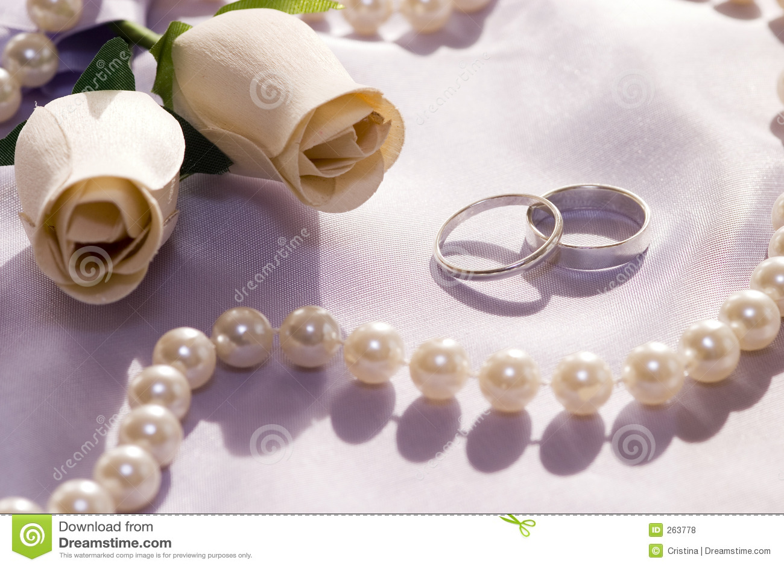 Royalty Free Stock Photos Wedding Still Life 2 Image263778