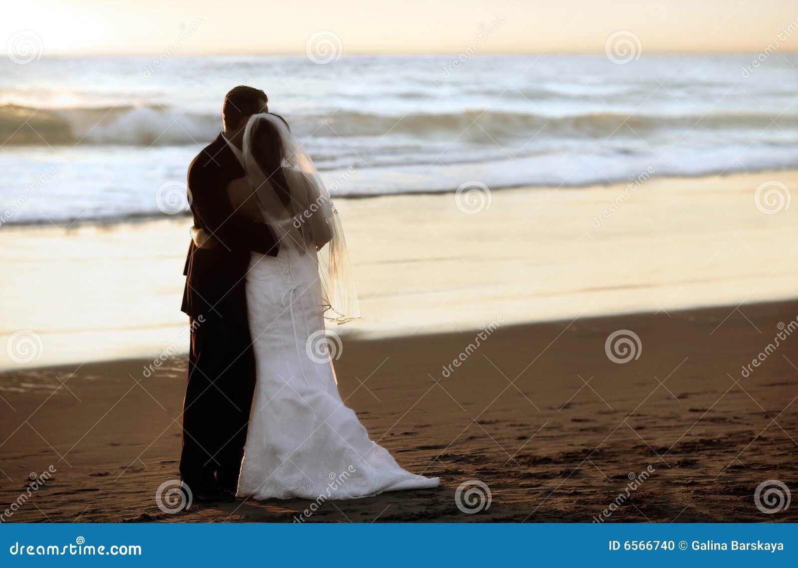Wedding sur la plage