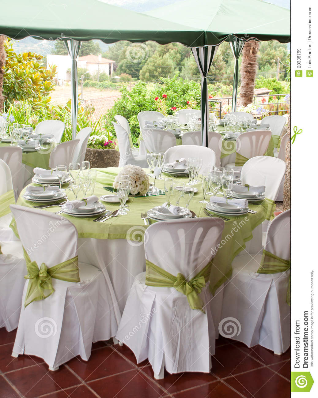 Wedding Table Royalty Free Stock Images Image 20386769