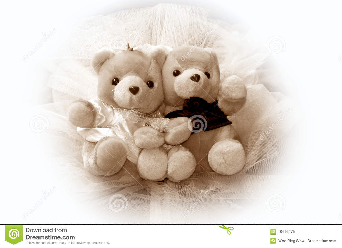 Wedding Teddy Bears Stock Photos, Images, & Pictures - 393 Images