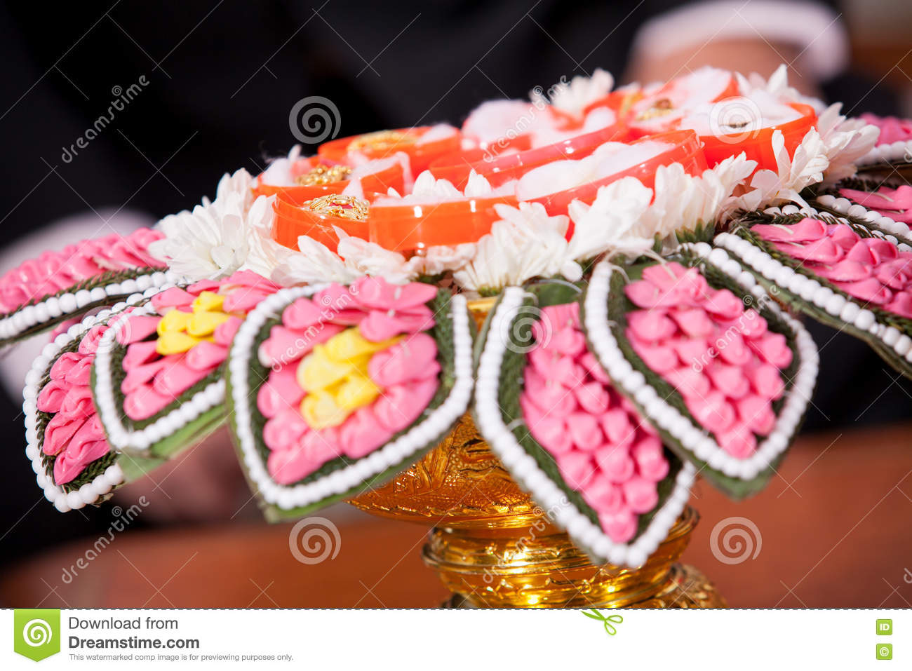 Wedding for thailand stock photo. Image of catering, love - 72021196