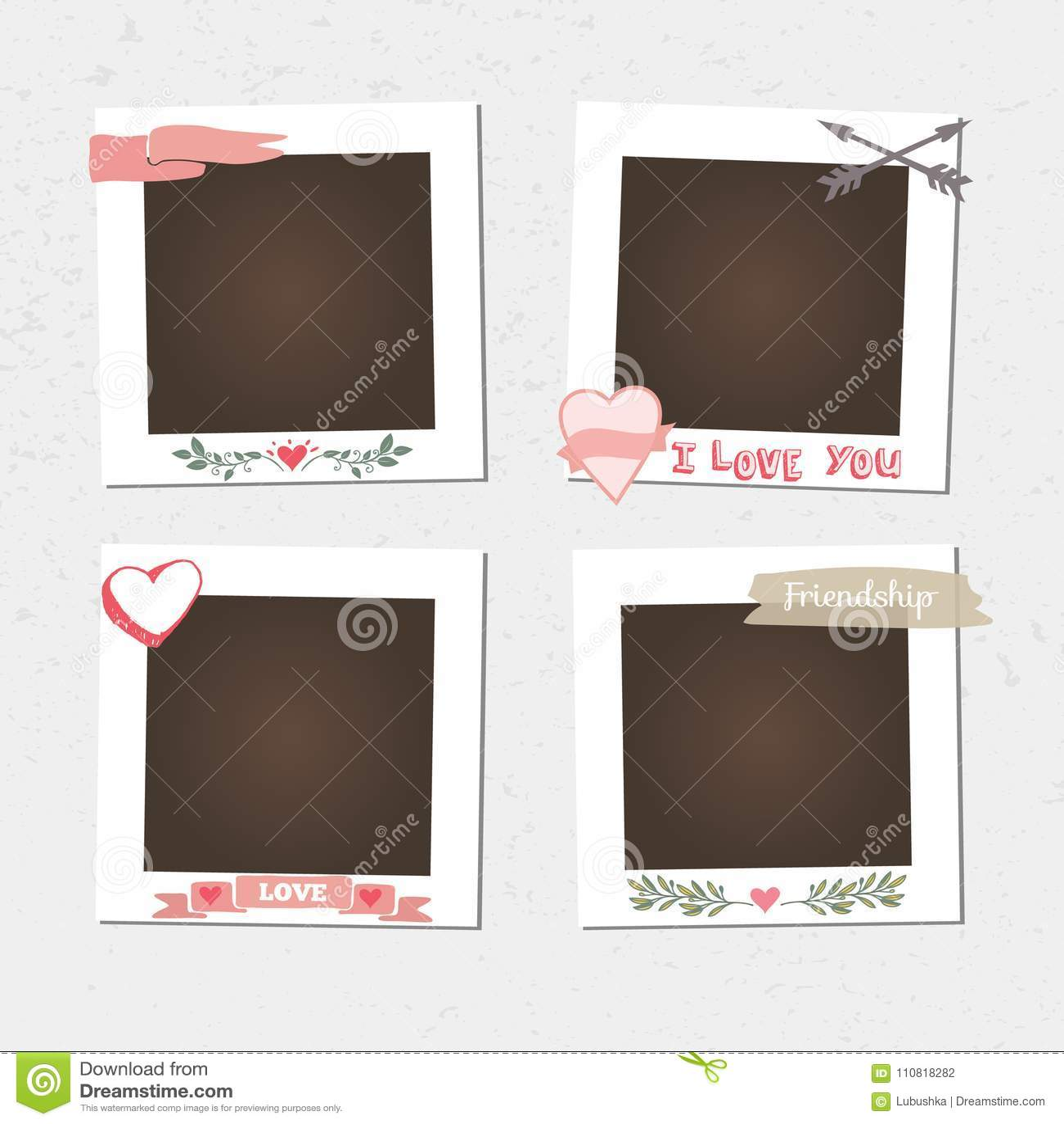 Wedding vector frame stock vector. Illustration of image - 110818282