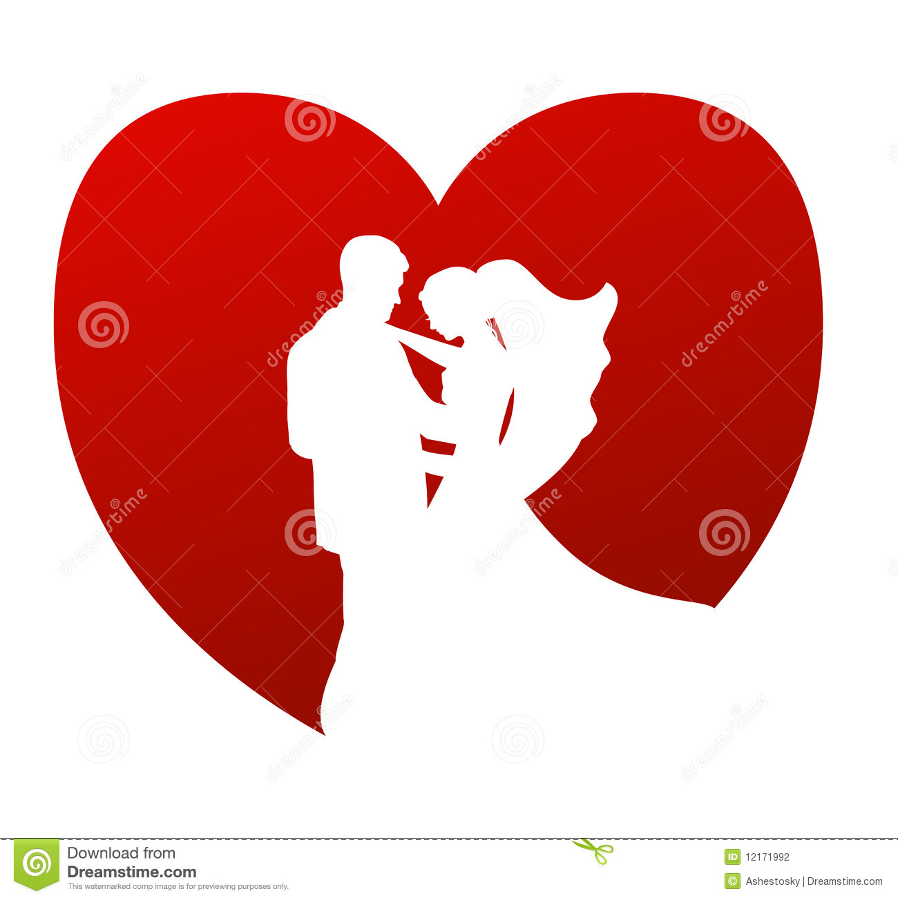 Wedding symbol  Wedding Vector Symbol Stock Photography - Image: 12171992