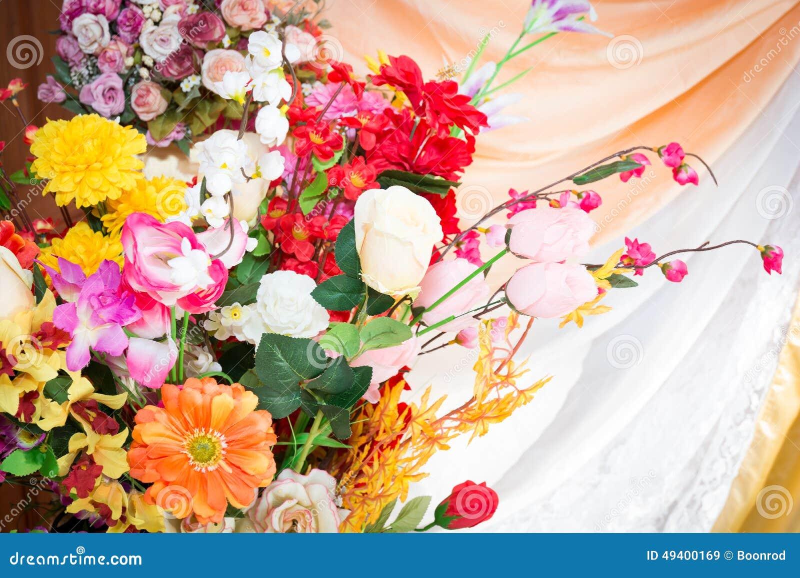 Download Weding Blumen stockbild. Bild von liebe, hochzeit, schön - 49400169