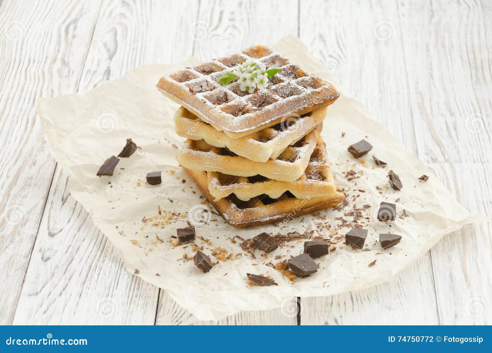 Weense wafeltjes Eigengemaakt baksel