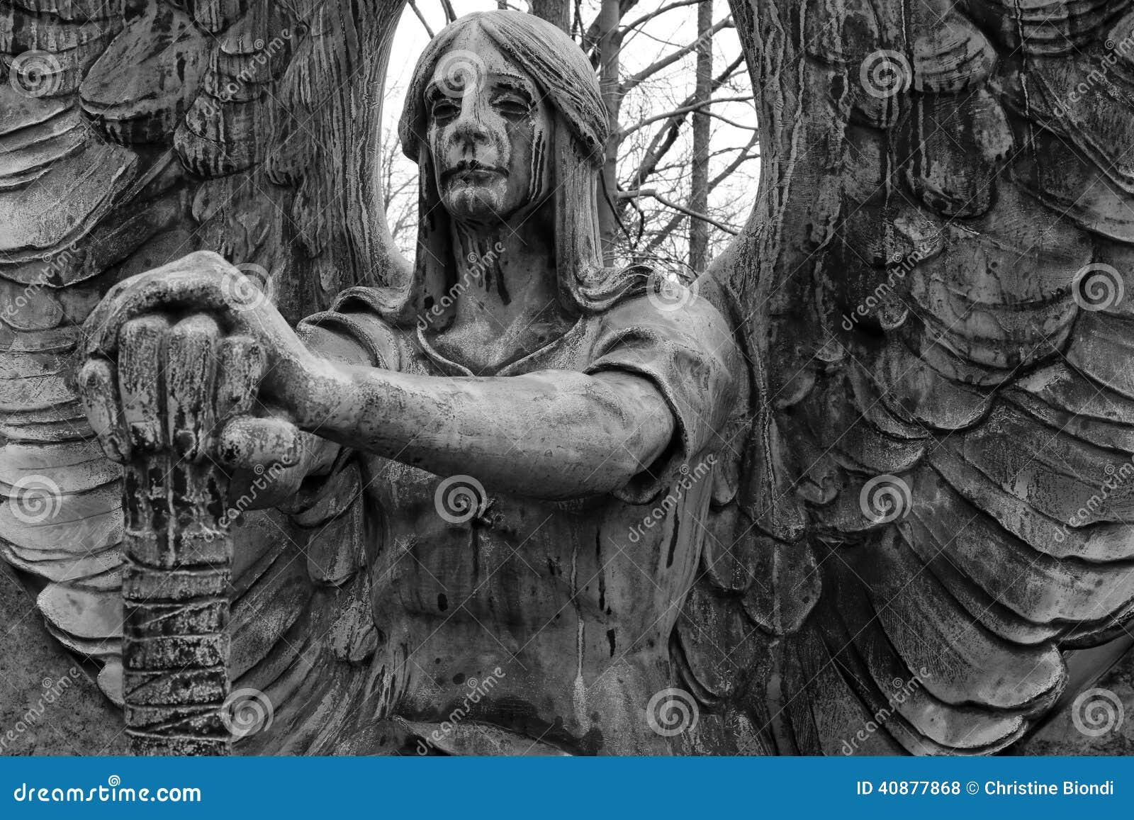 Weeping Angel Stock Ph...