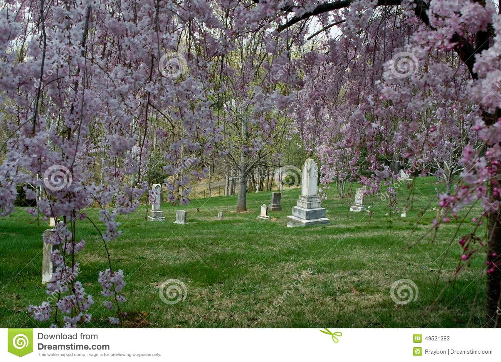 Weeping Graves.