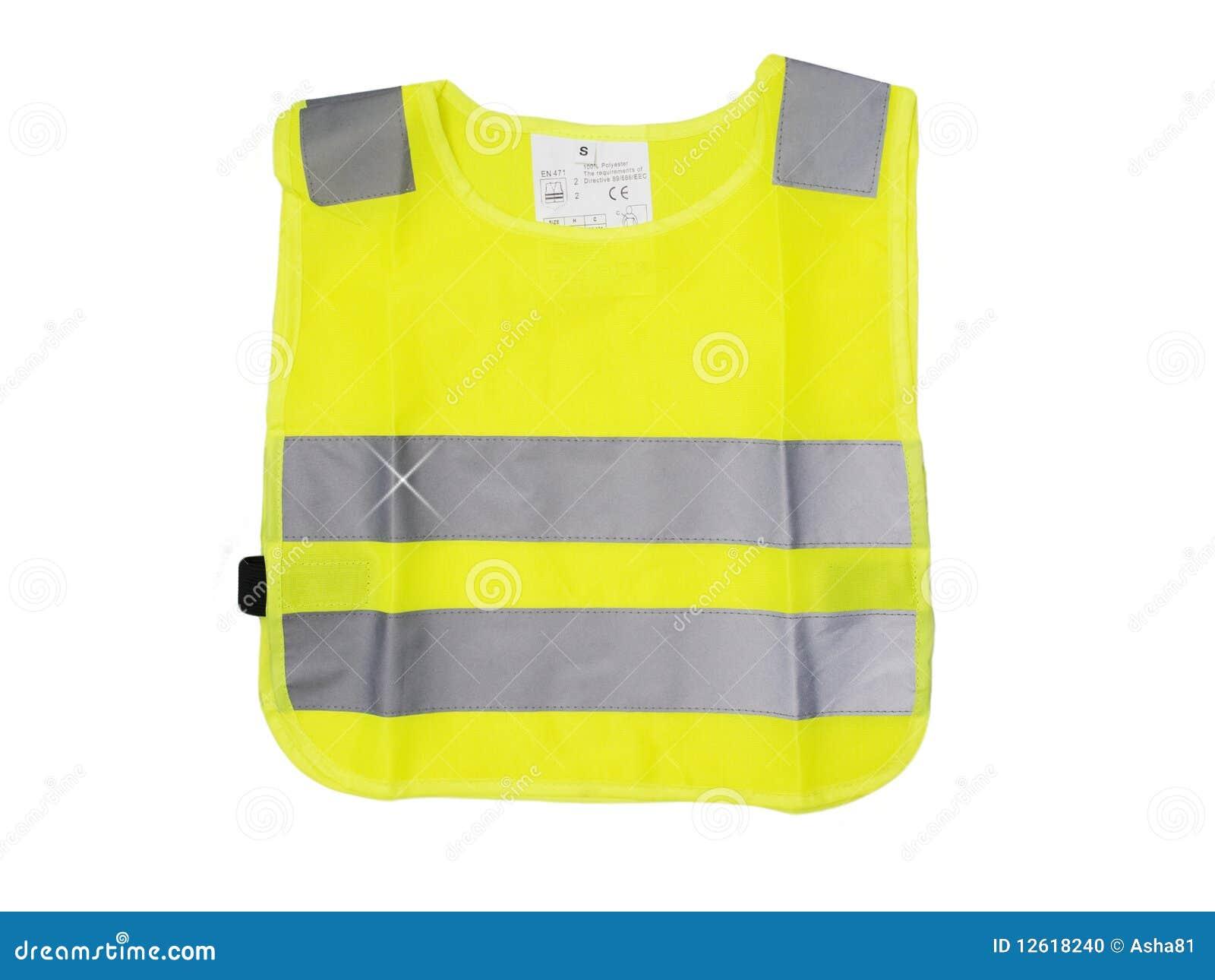 Weerspiegelend vest voor kinderen