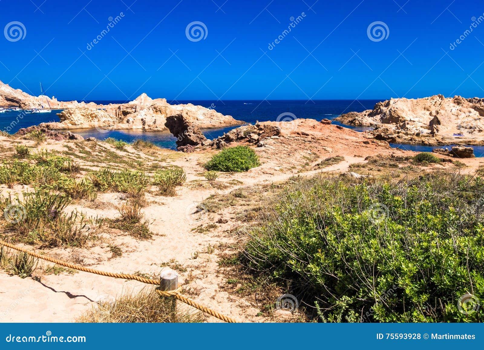 Weg aan de stranden