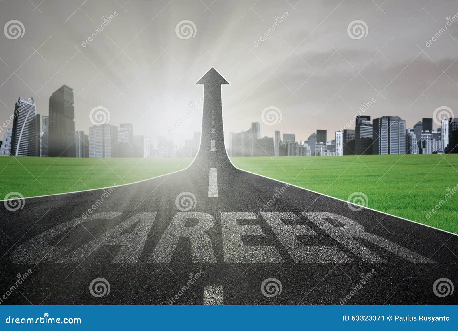 Weg om betere carrière te bereiken