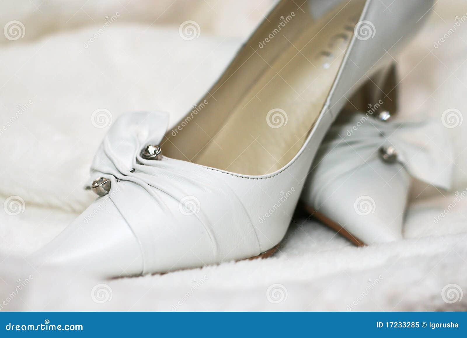 Fall-Hochzeits-Schuhe