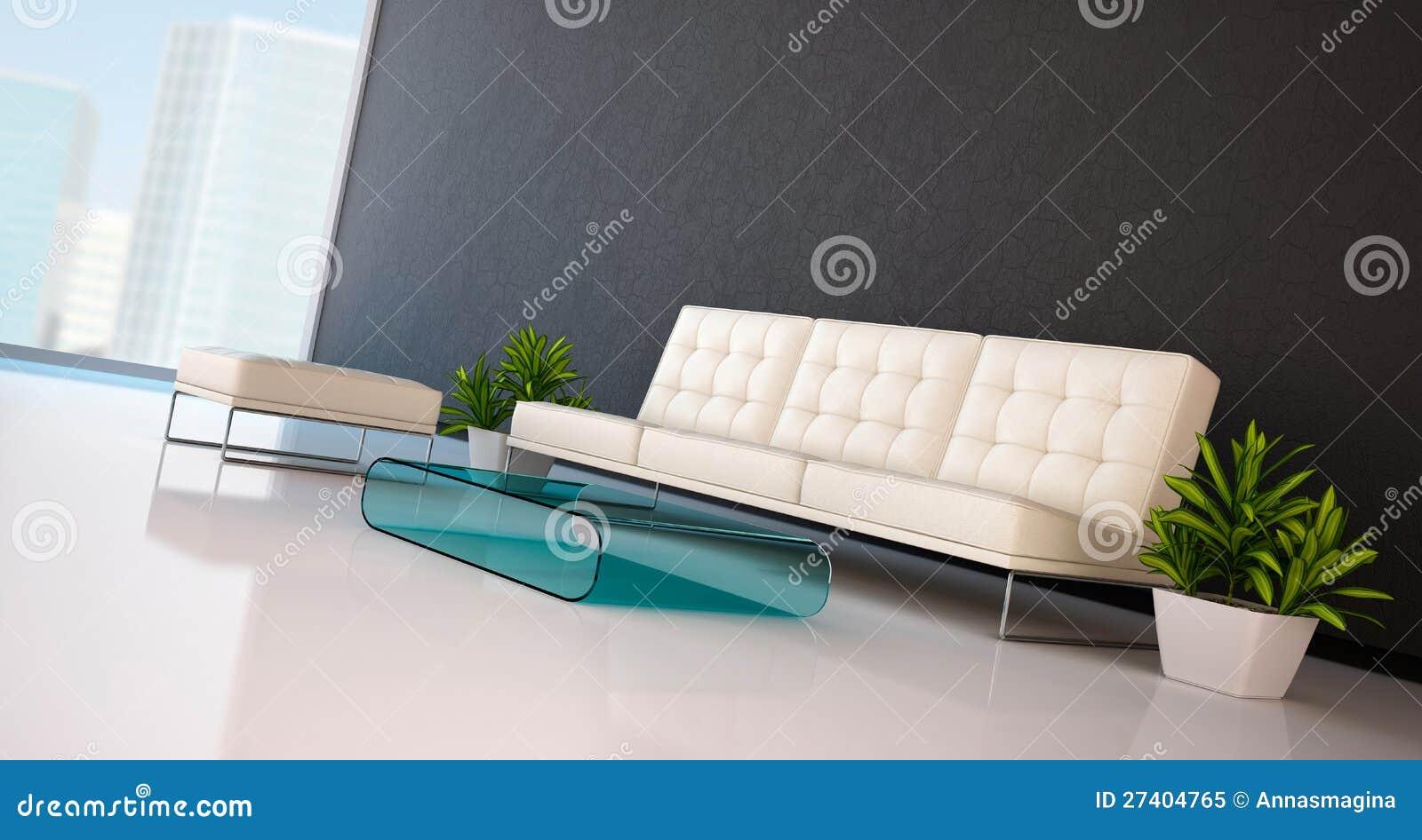 Graue Wand Und Weiße Möbel – sehremini