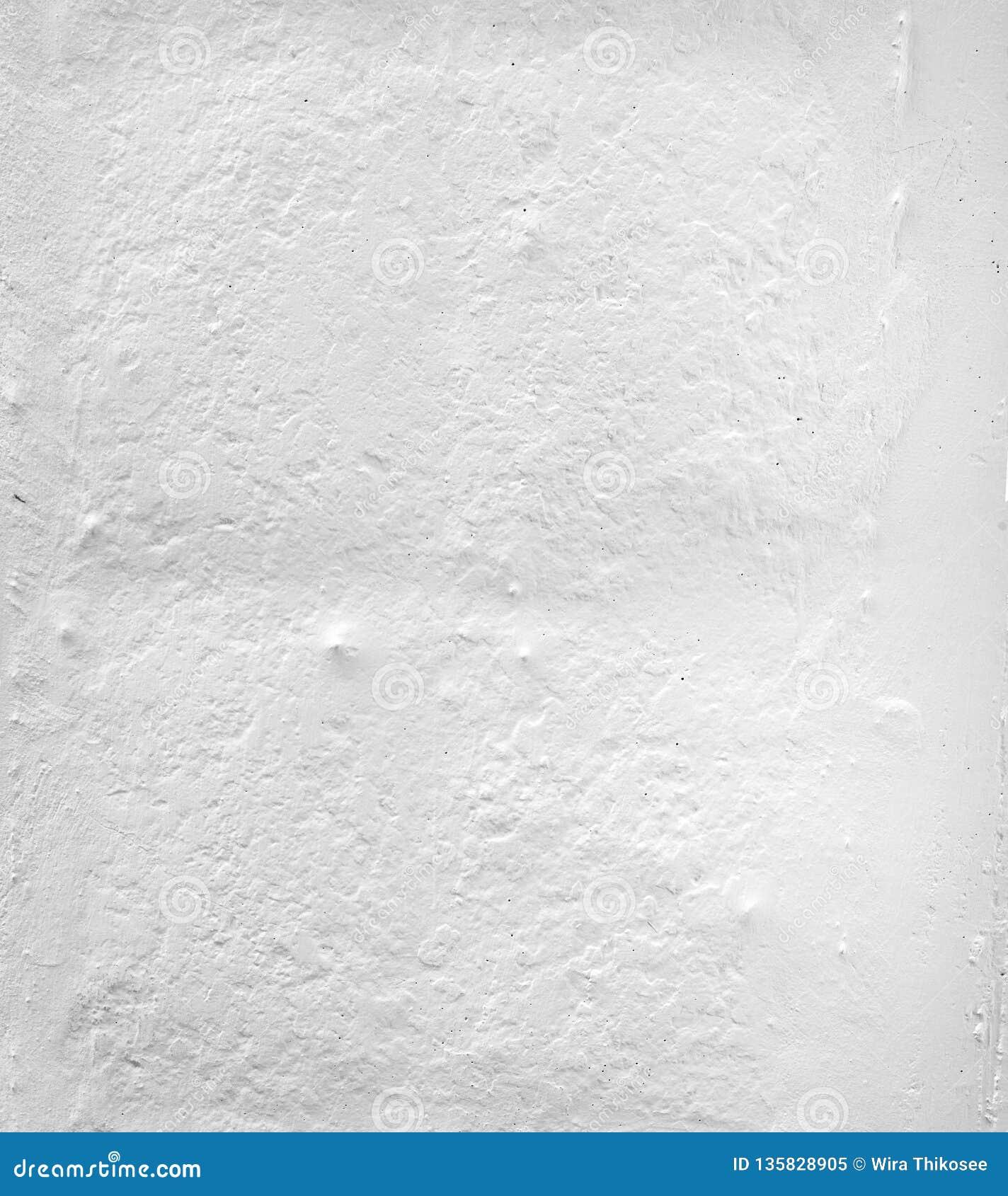Weiße congrete Oberfläche