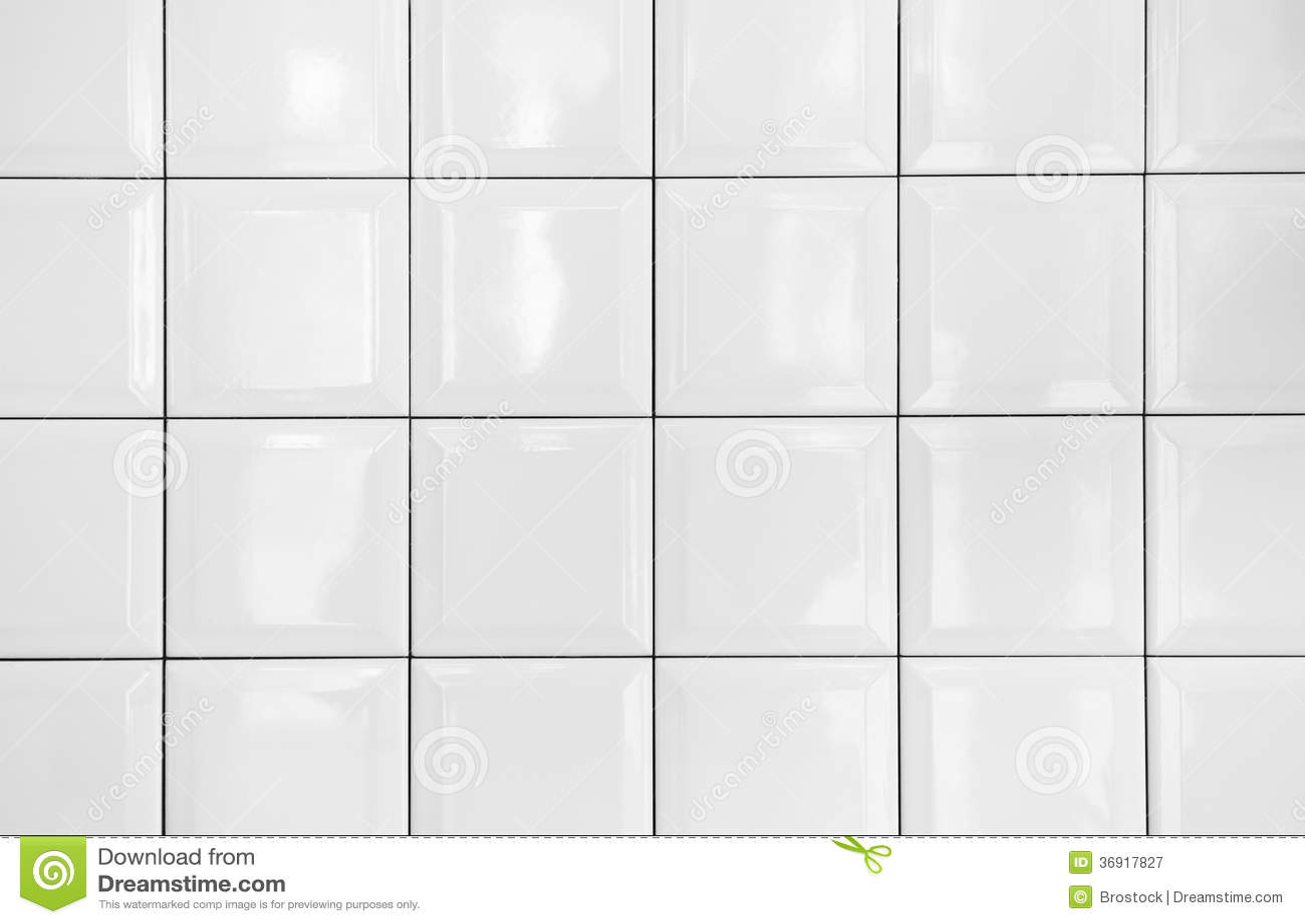 wei e fliesen lizenzfreie stockfotografie bild 36917827. Black Bedroom Furniture Sets. Home Design Ideas