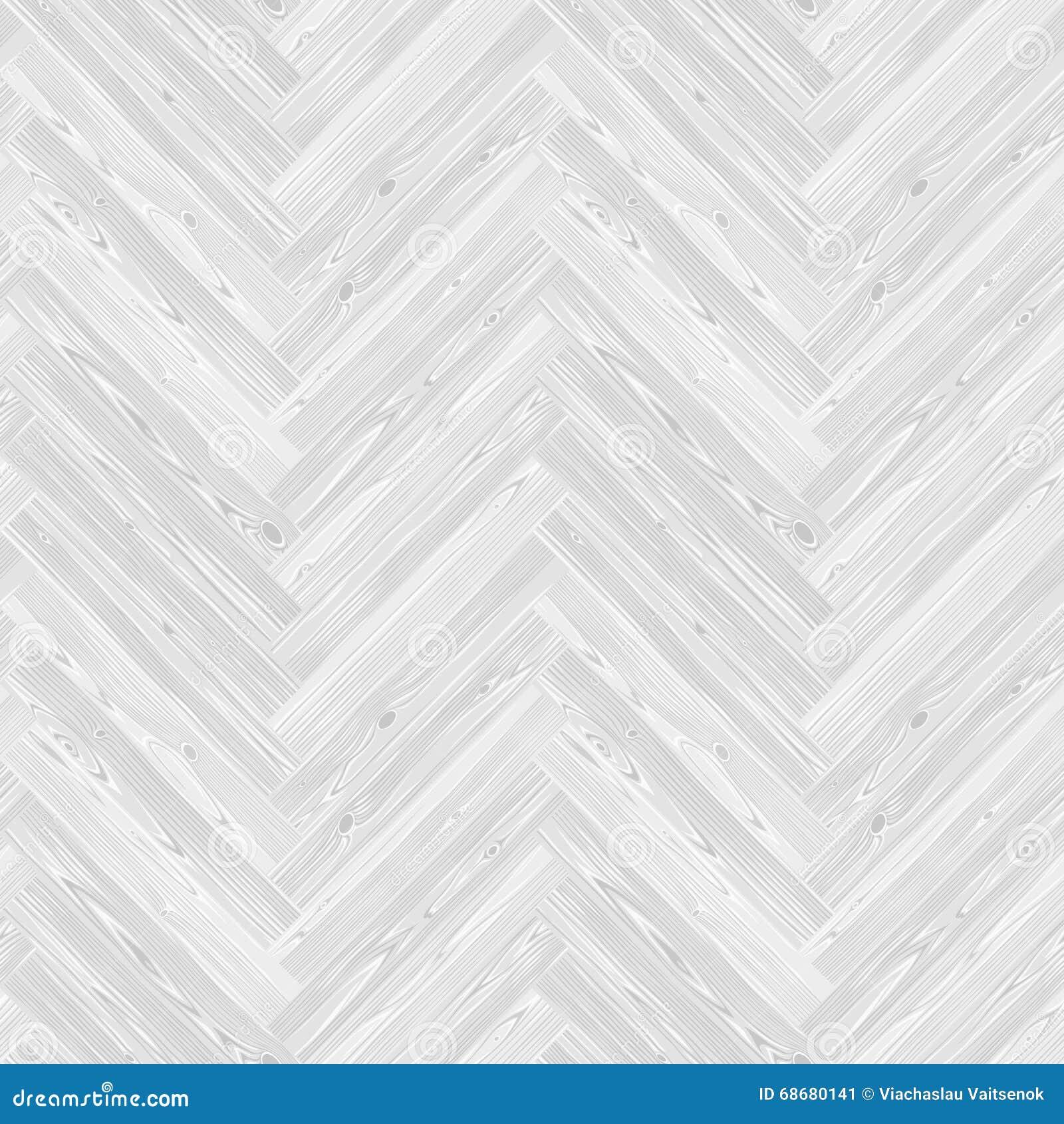 Weißer Parkettboden weißer fischgrätenmuster parkettboden nahtloses muster vektor