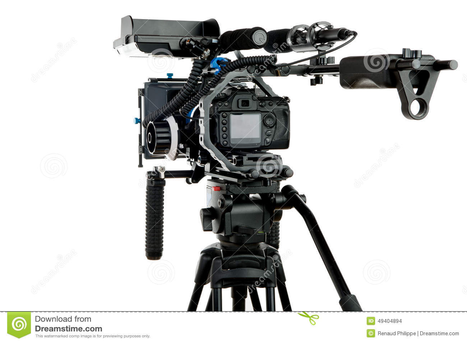 Download Weißer Hintergrund stockfoto. Bild von studio, film, abschluß - 49404894