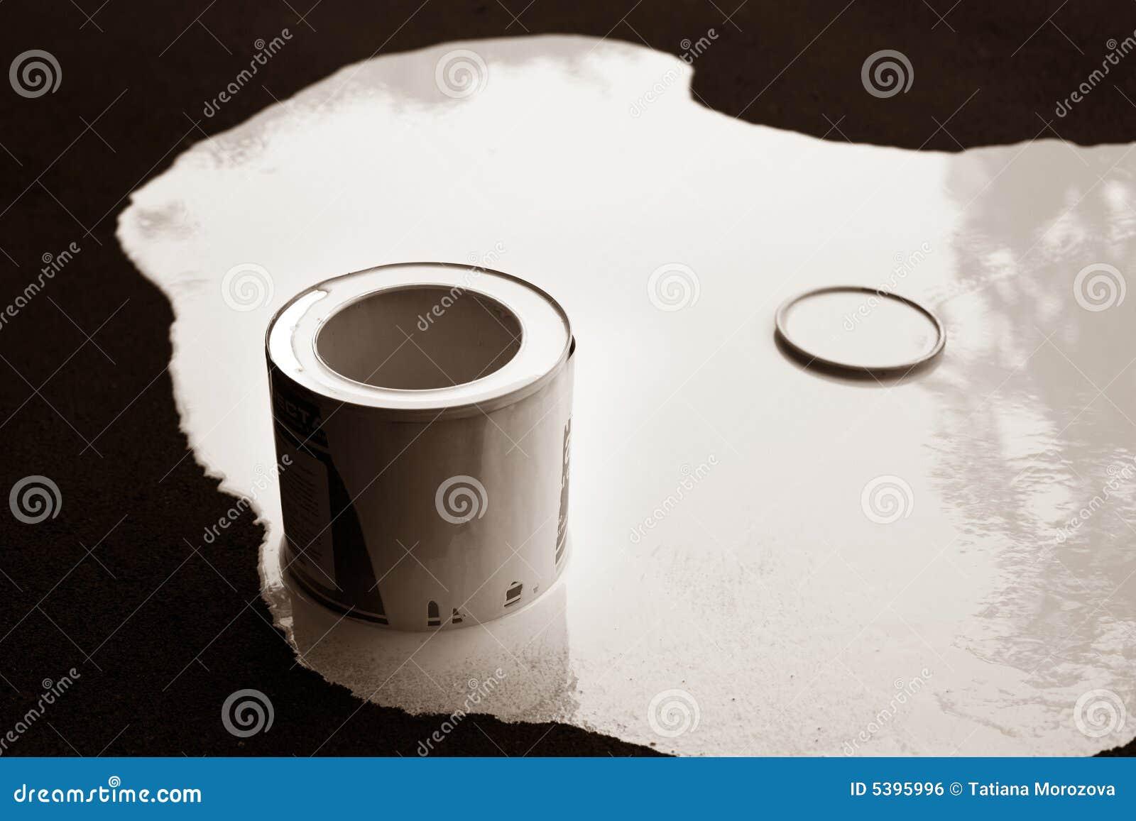 weißer lack stockfoto. bild von lack, kunst, flüssigkeit - 5395996