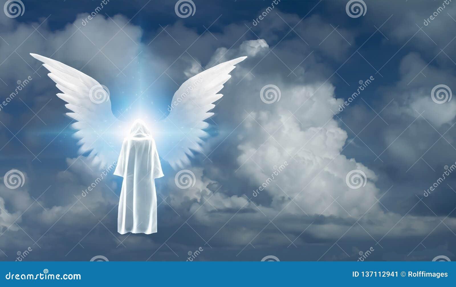 Weißer Mönch und Angel Star