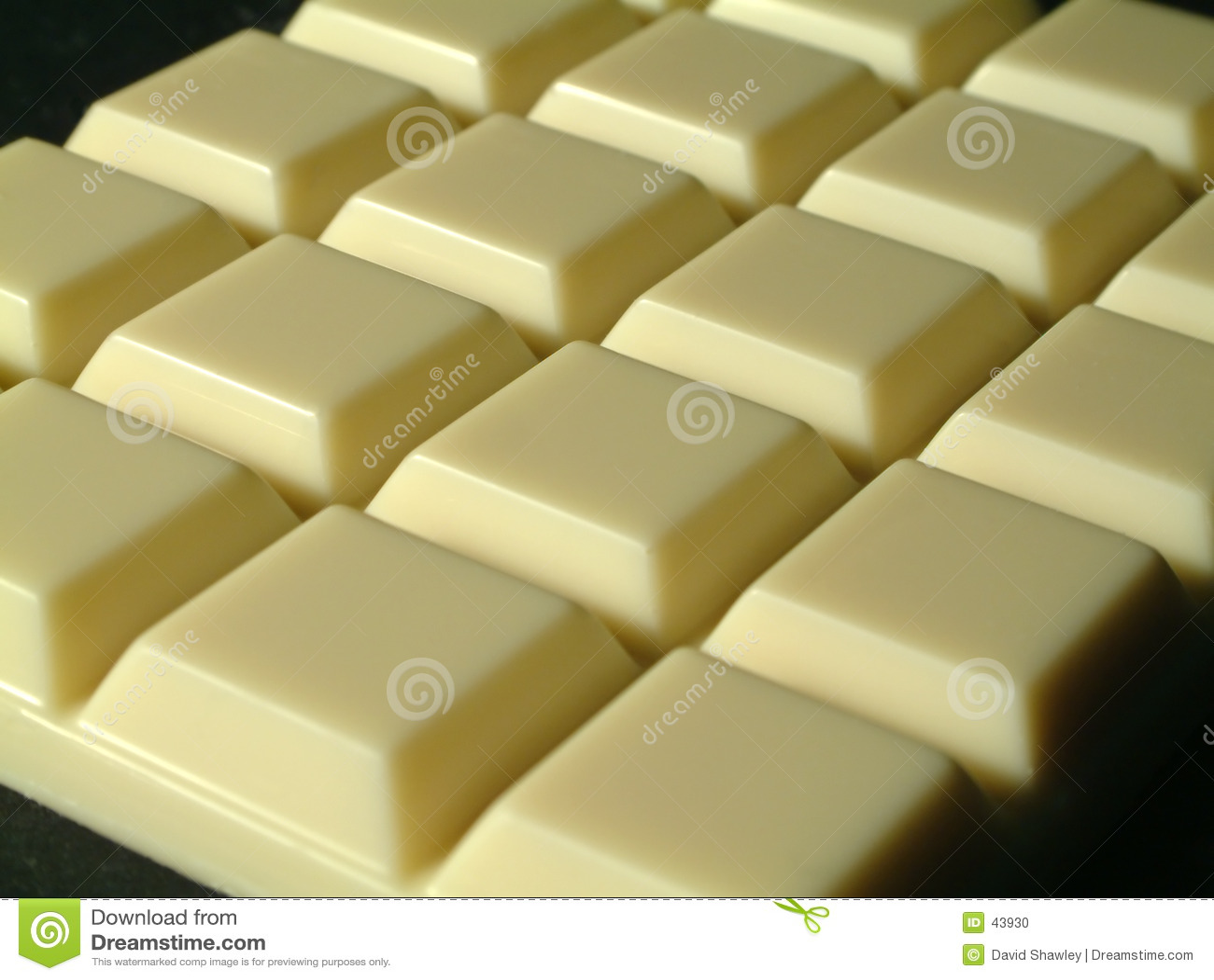 Weißes Chocolat