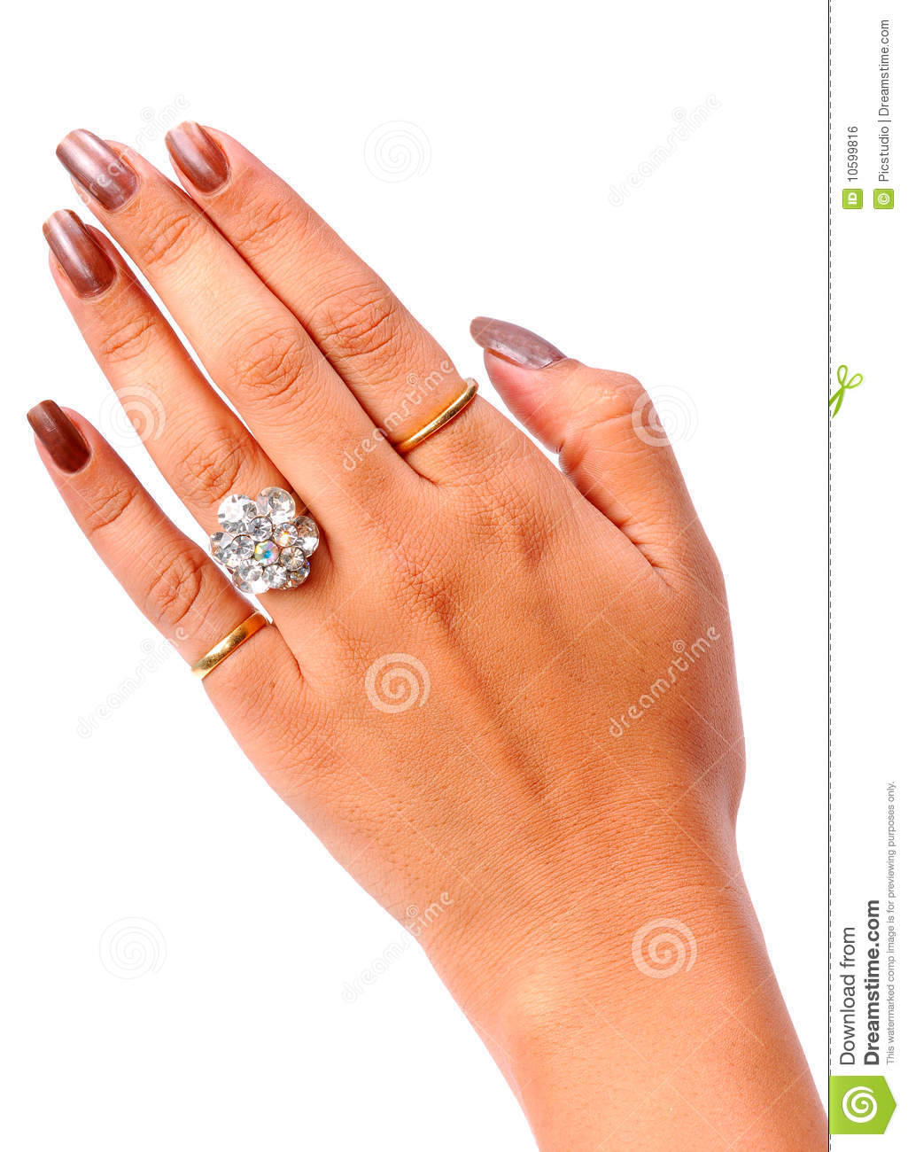 Which Hand Is Wedding Ring On Hand For Female