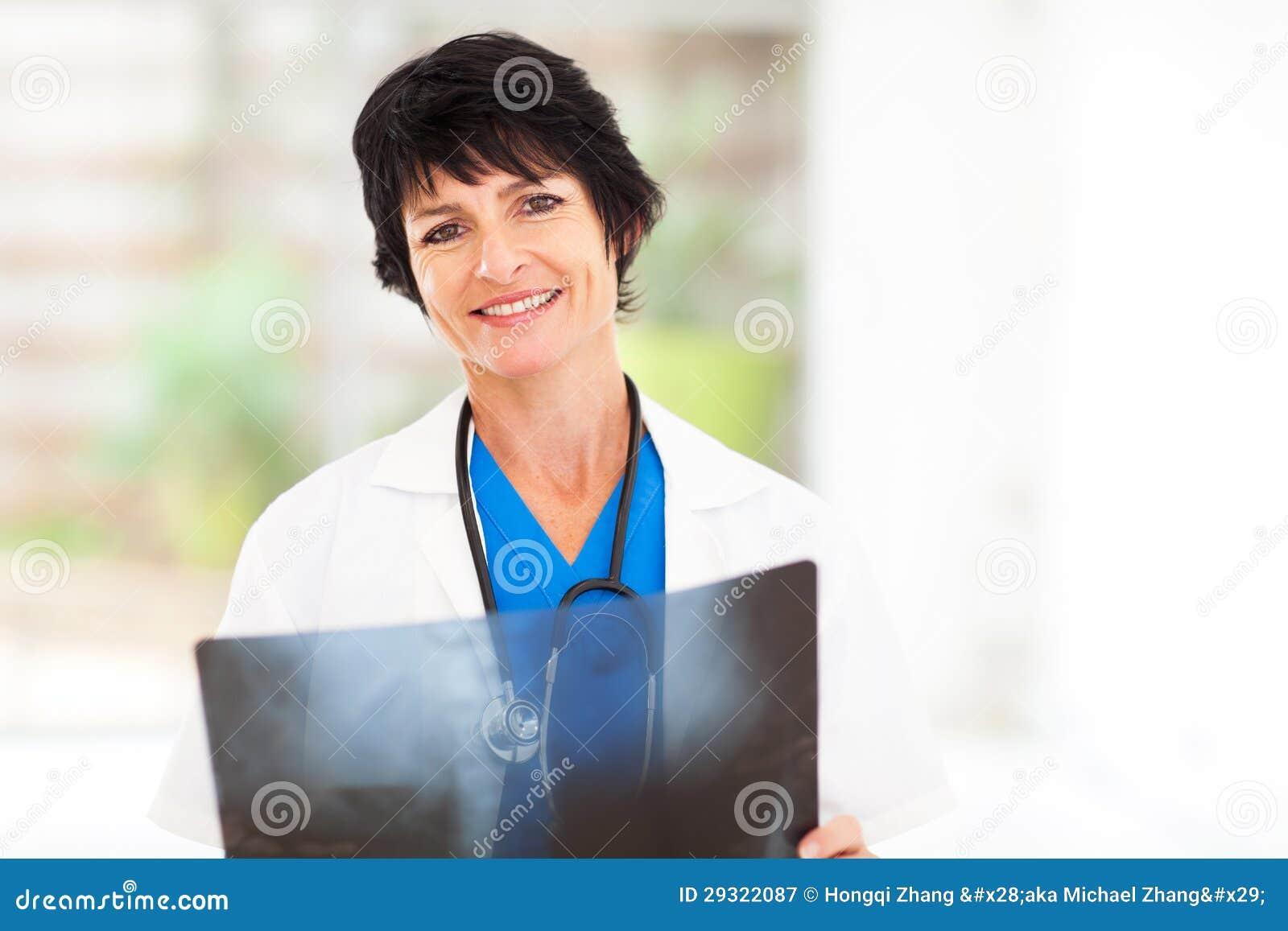 Weiblicher Arzt