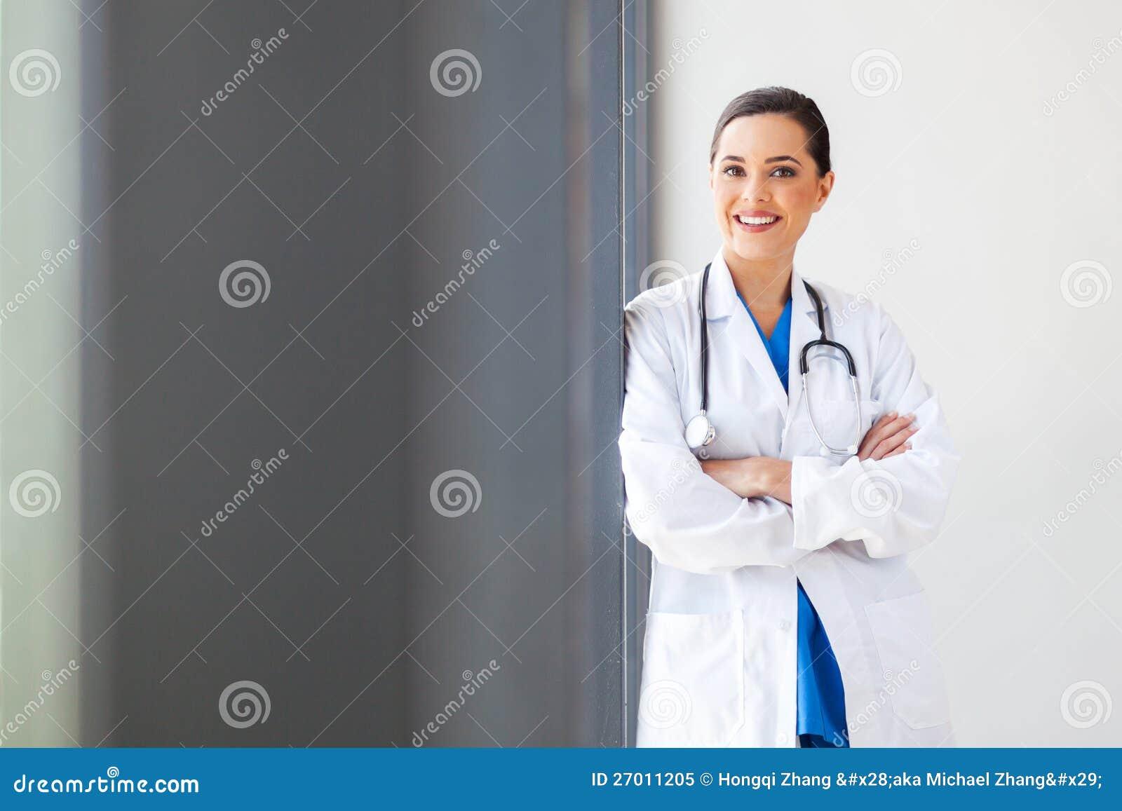 Weiblicher Doktor