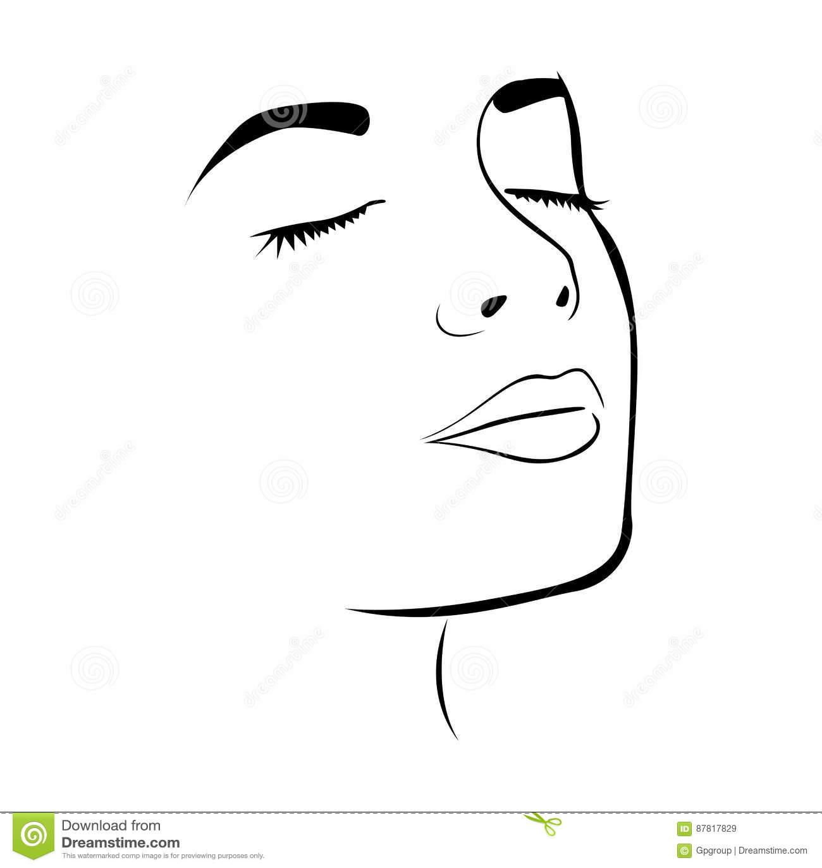 Geschlossene Augen Zeichnen Augen Zeichnen Lernen Step 2020 01 20