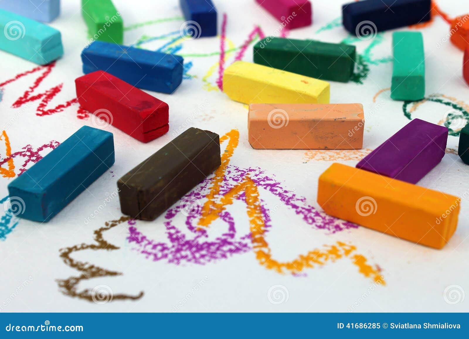 Weich Pastell für Künstler