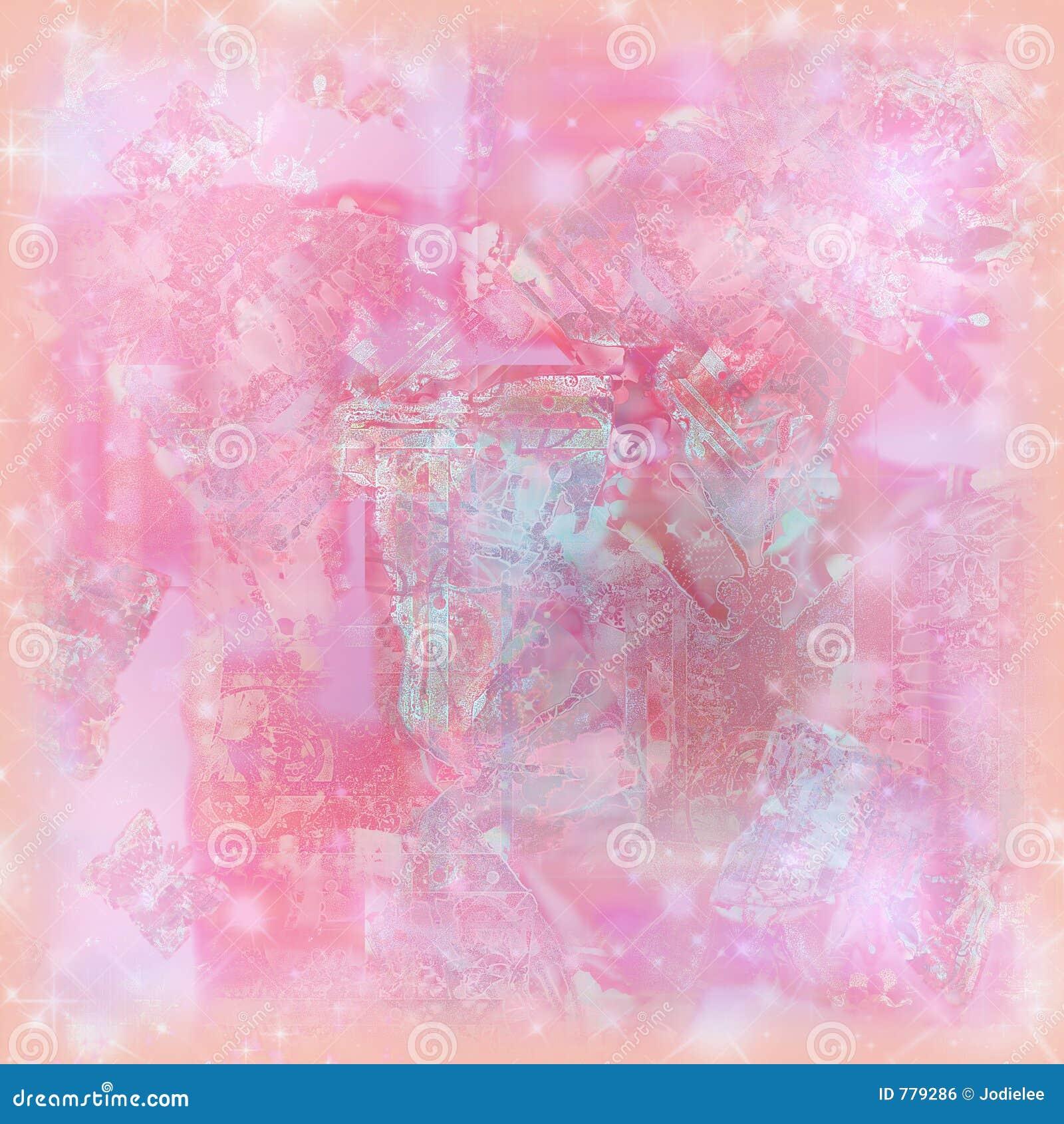 Weich Pastellschein-Aquarellhintergrund für Kunst und das Scrapbooking