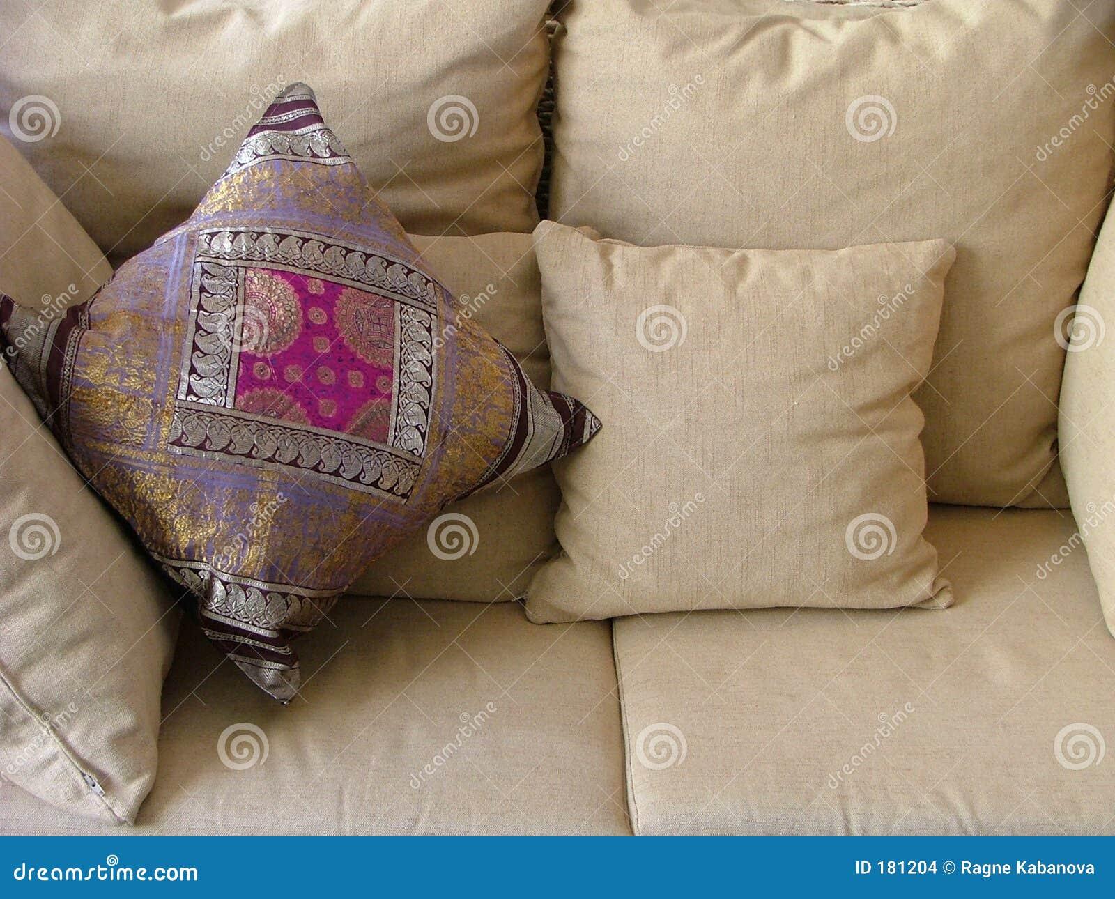 weiches sofa stockbilder bild 181204. Black Bedroom Furniture Sets. Home Design Ideas