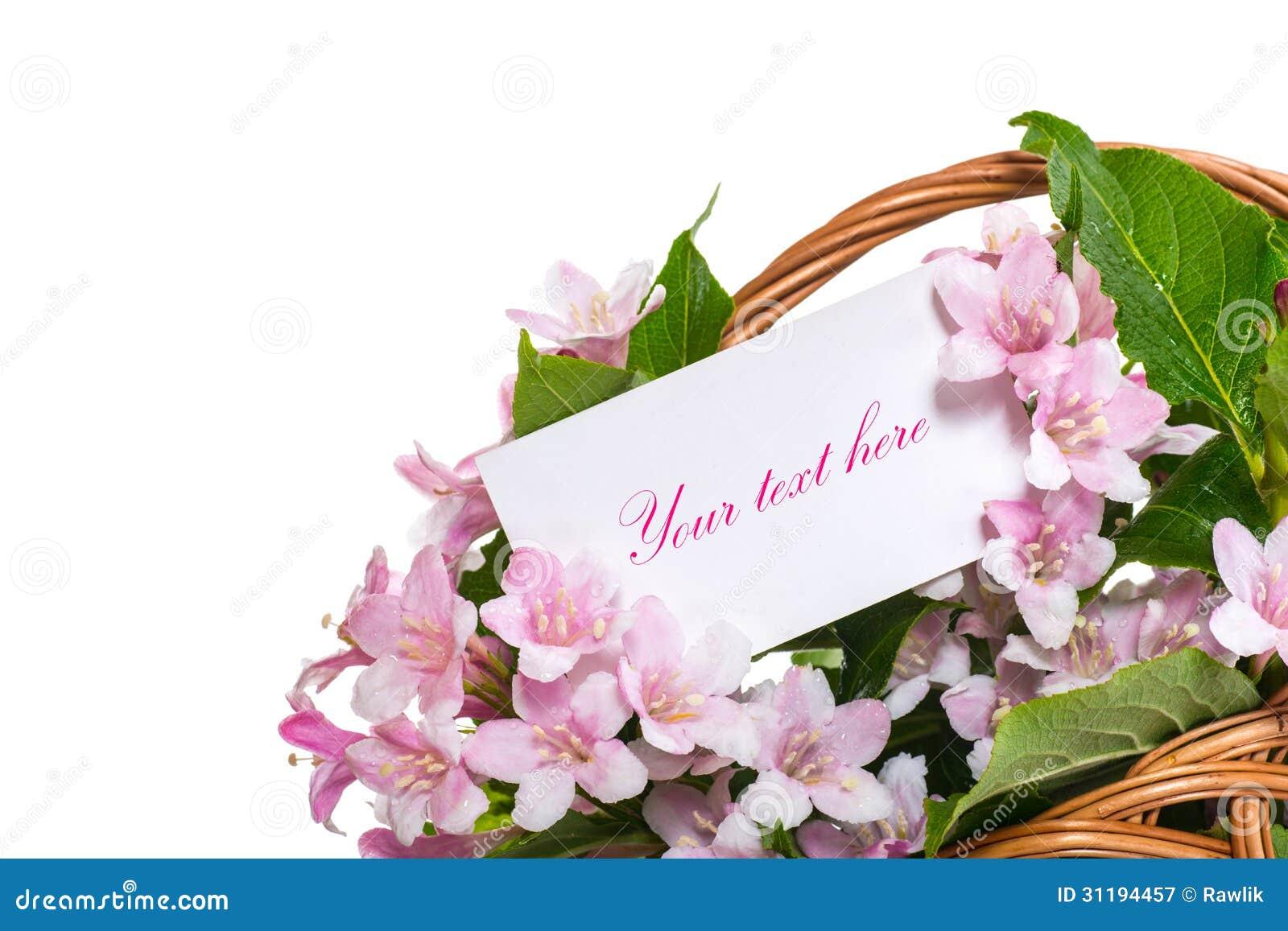 Weigel mooie bloemen in een mand stock afbeelding afbeelding 31194457 - Een mooie kamer van een mooie meid ...