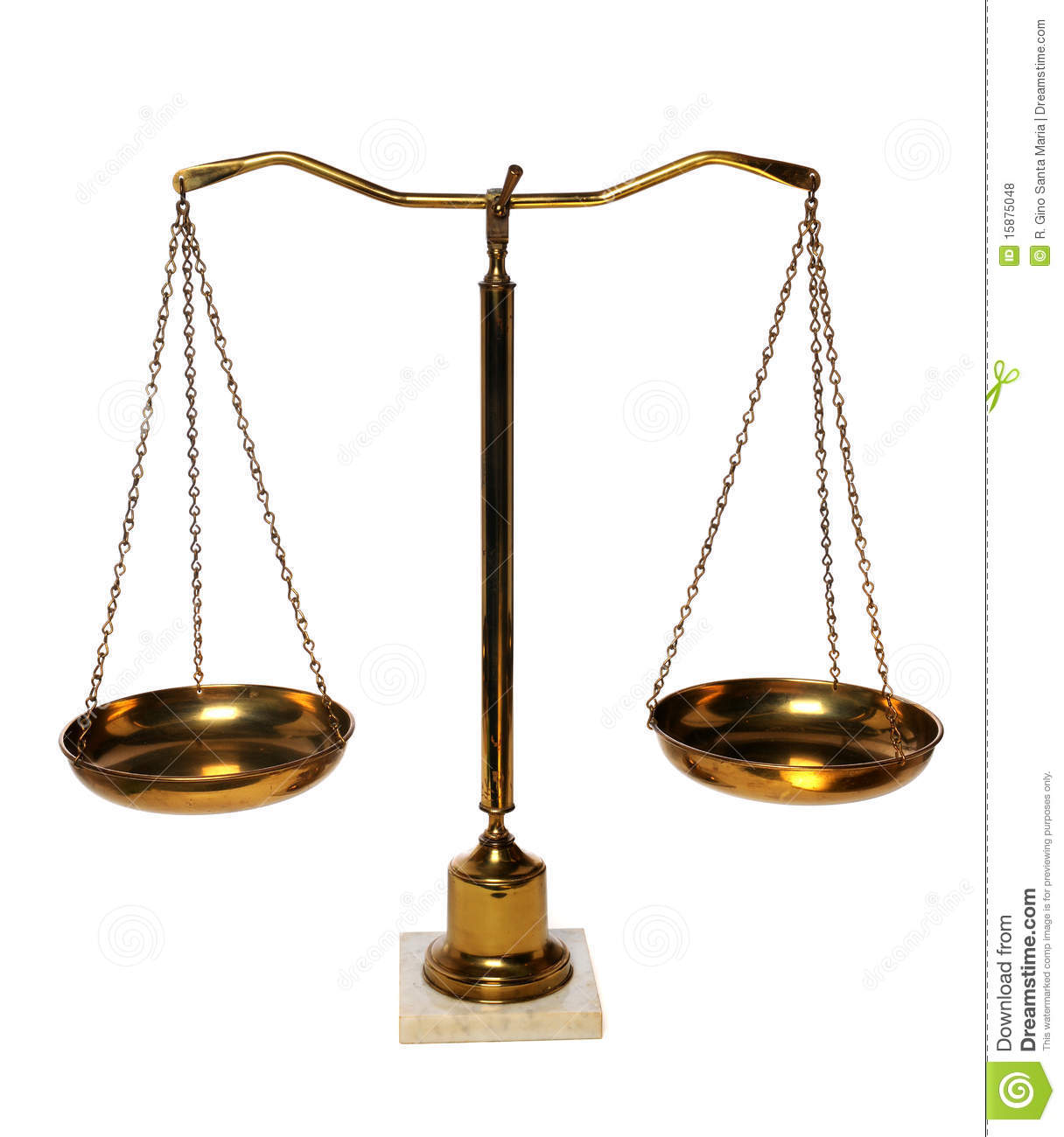 Weight Scales Royalty Free Stock Photos - Image: 15875048