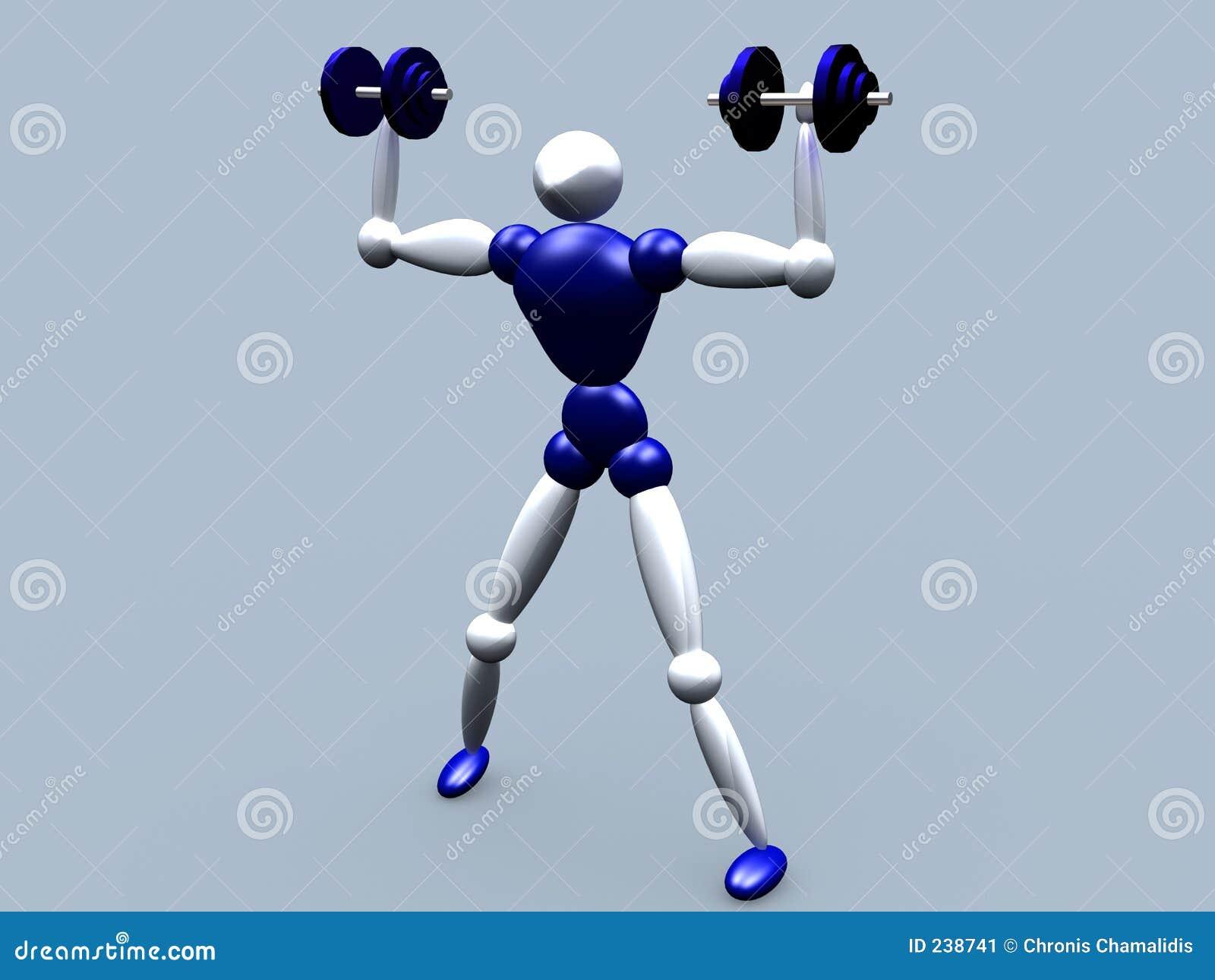 Weightlifter vol 3
