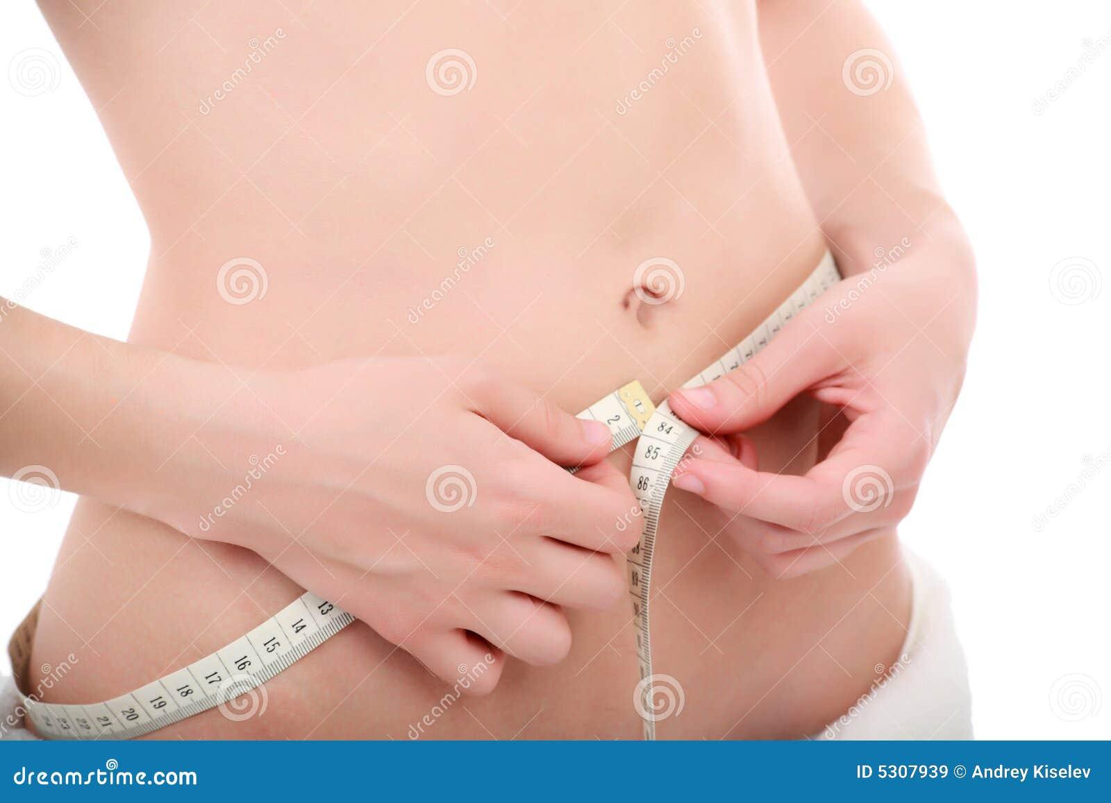 Download Weightloss immagine stock. Immagine di perdita, nutrizione - 5307939